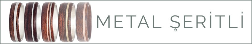metal şeritli ahsap yuzuk banner